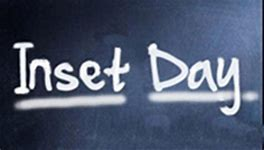 INSET Day Monday 19th November