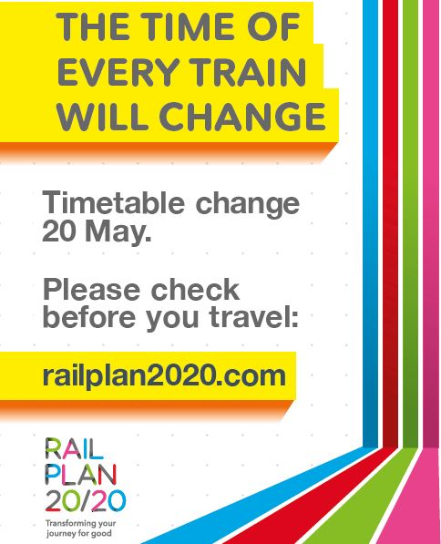 Train Times Are Changing
