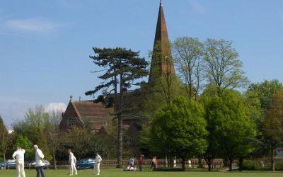 WSAPC Pupils Develop Their Cricket Skills