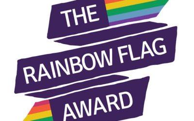 Rainbow Flag Award Achieved By WSAPC