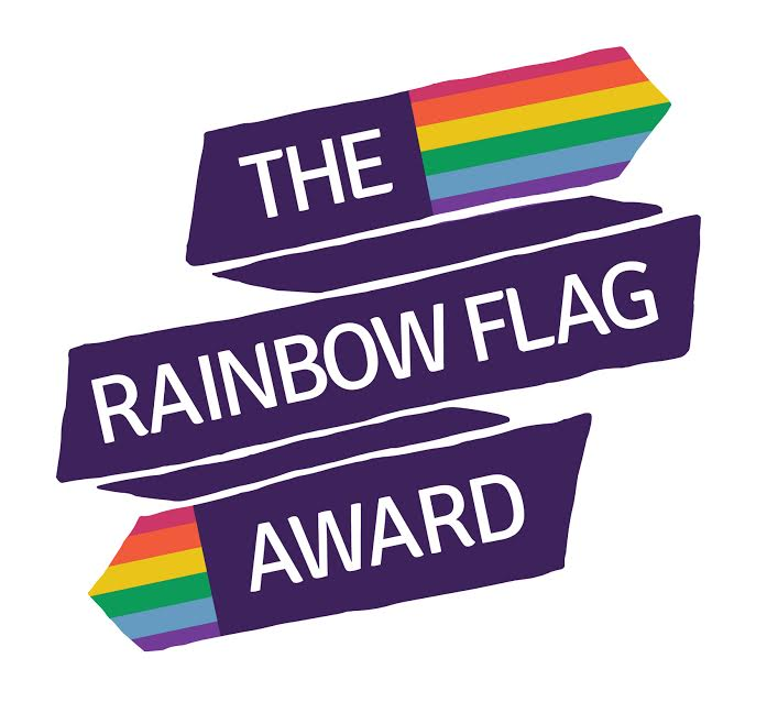 Rainbow Flag Award Achieved By WSAPC