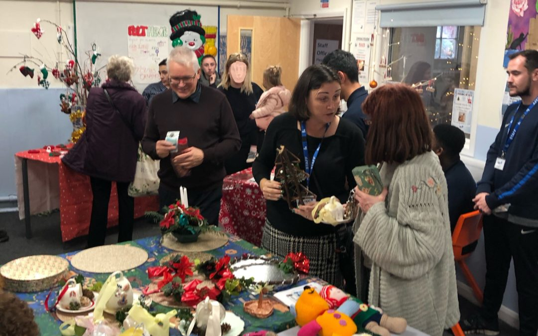 Christmas Fayre A Huge Success!