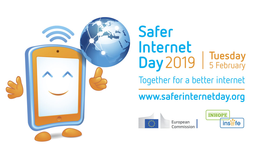 We Are Supporting Safer Internet Day 2019