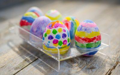 Easter Break Is Here!